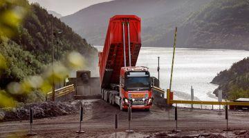 Компания Volvo нашла первого клиента для своих беспилотных грузовиков