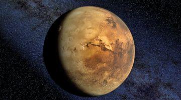 Компьютерный алгоритм воссоздал звук рассвета на Марсе