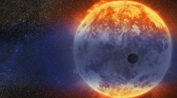 Астрономы открыли планету, испаряющуюся с рекордной скоростью