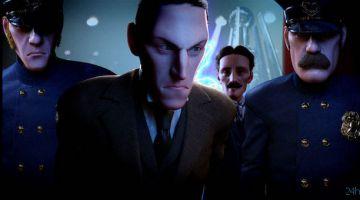 Обзор игры Tesla vs Lovecraft для iPhone и iPad