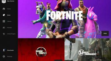 Epic Games запускает свой магазин игр
