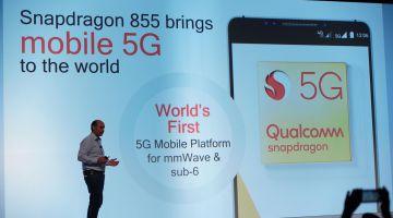 Qualcomm представила Snapdragon 855 чип для флагманов 2019 года