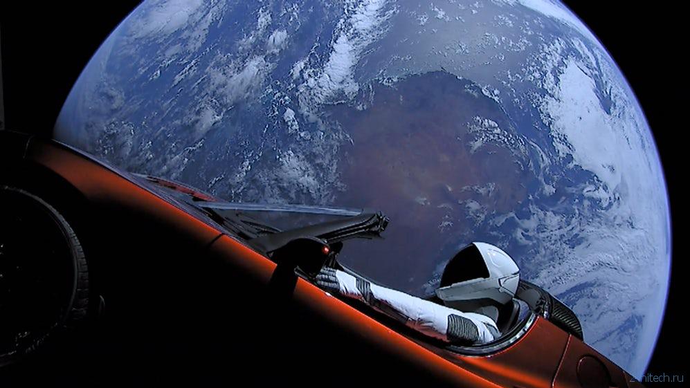 галерея | Лучшие космические фотографии 2018 года