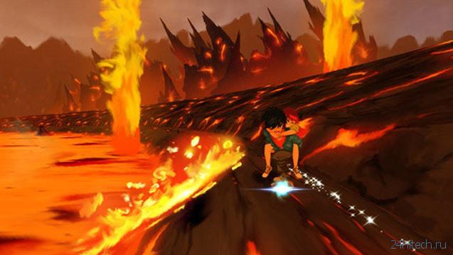 СКИДКА (229р → 0р) Lost in Harmony для iPhone и iPad – раннер с добрым сюжетом и необычным геймплеем