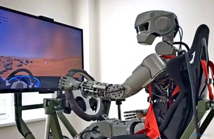 Что такое антропоморфный робот и почему их популярность растет?