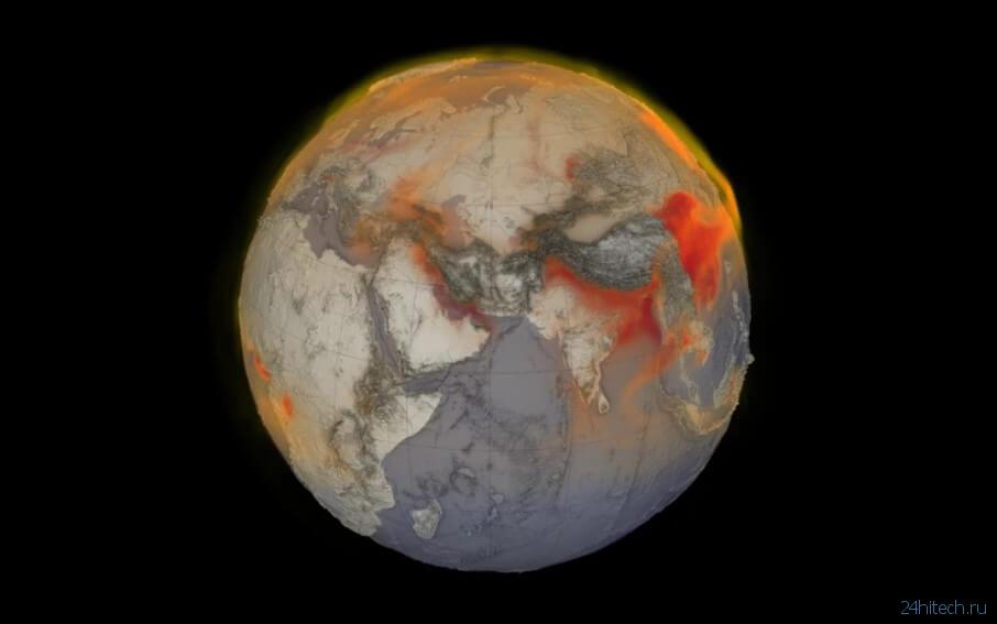 Рекордное количество метана в атмосфере Земли: откуда он берется и чем опасен?