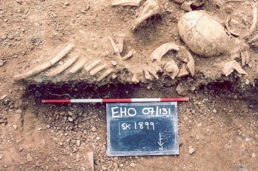 Тысячи лет назад оспа не была смертельным заболеванием