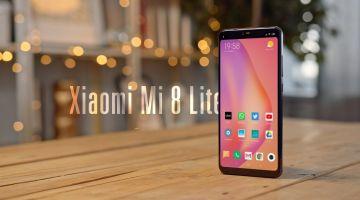 Xiaomi Mi 8 Lite — почти флагман?