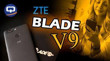 Обзор ZTE Blade V9 Vita. / /