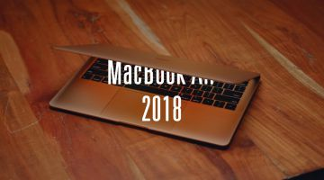 Обзор MacBook Air (2018) с Touch ID