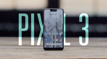 Google Pixel 3 – полный обзор