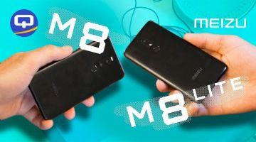 Обзор Meizu M8 и Meizu M8 Lite . / /