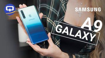 Обзор Samsung Galaxy A9 (2018) / /