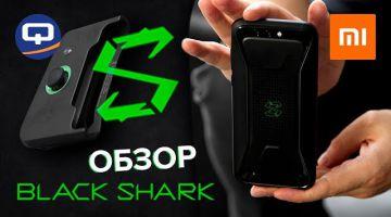 Обзор Xiaomi Black Shark. Не акула, а карась / /