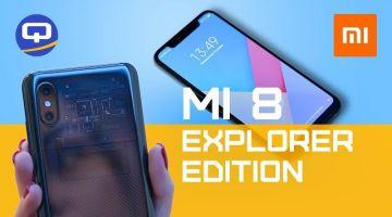 Обзор Xiaomi Mi8 Pro. / /