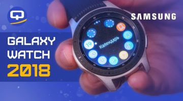 Обзор Samsung Galaxy Watch (2018) 46mm / /