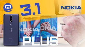 Обзор Nokia 3.1 Plus / /