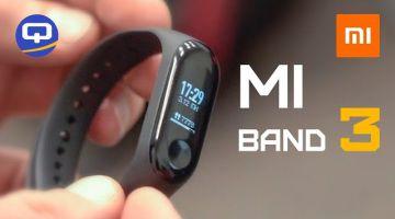 Обзор и опыт использования Xiaomi Mi Band 3. / /
